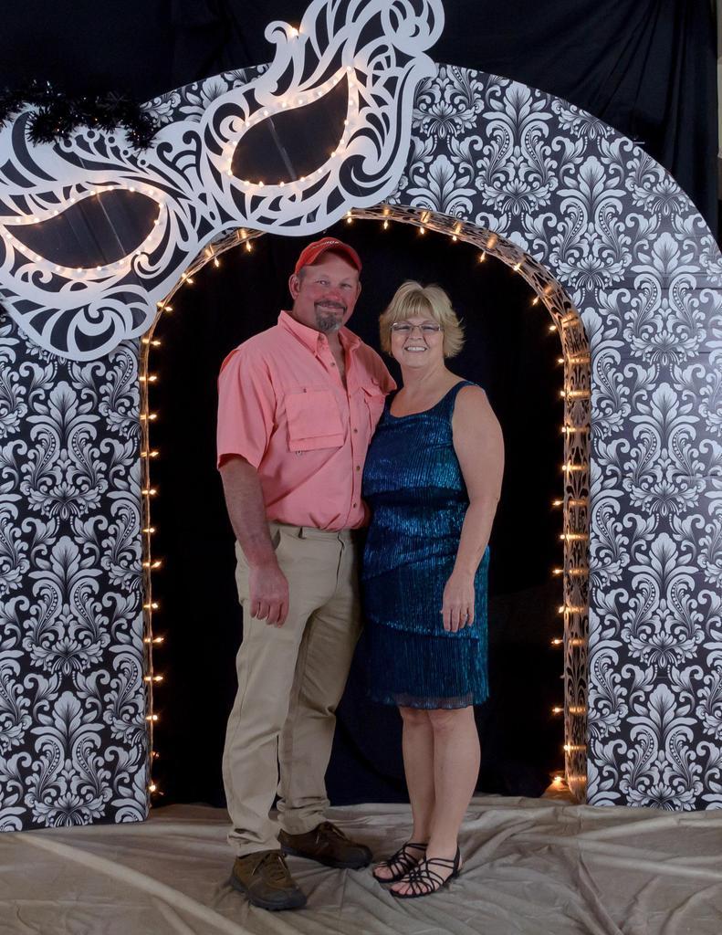 Mrs. Parton & spouse