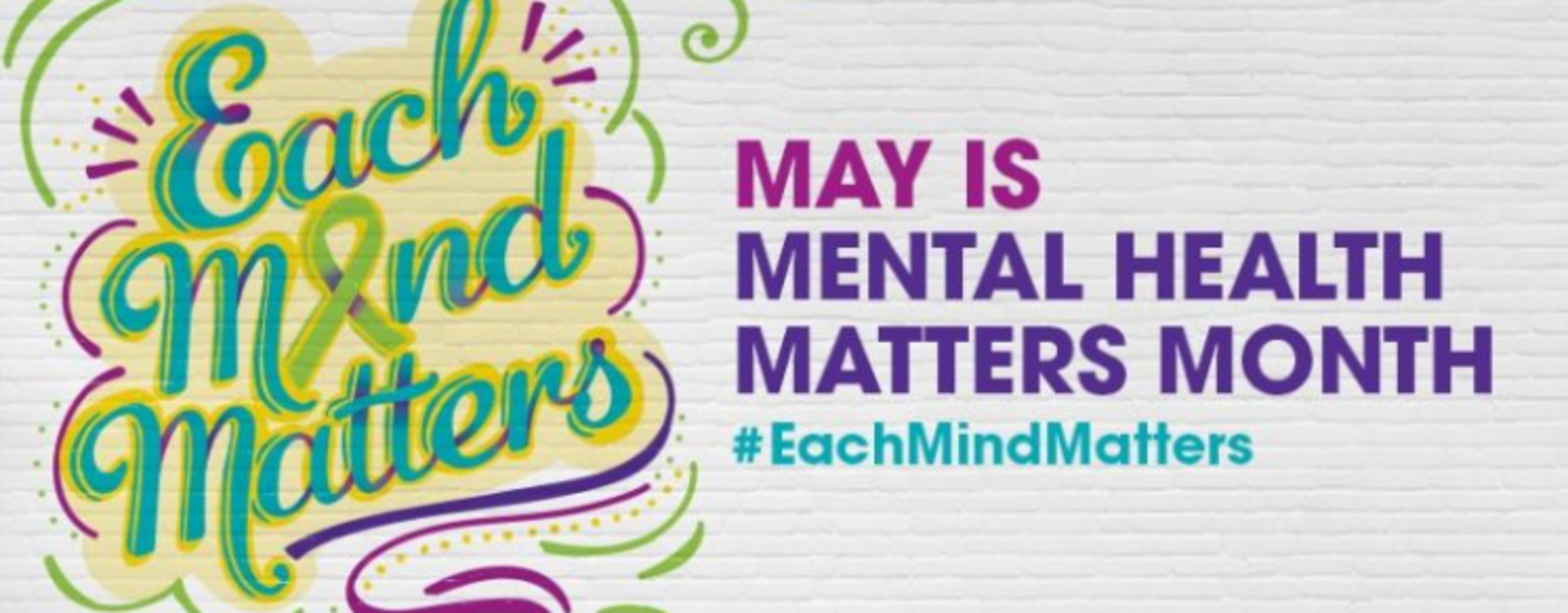 May Mental Health Month