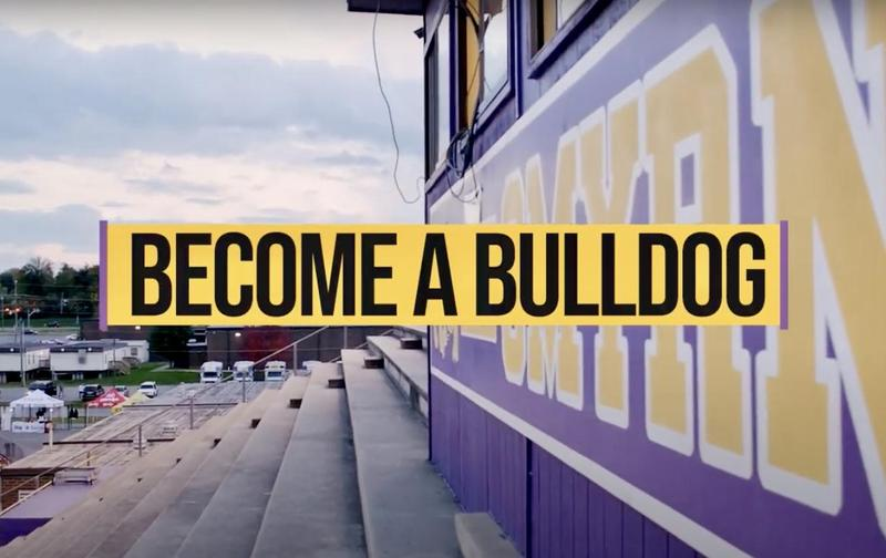 Become a Bulldog! Thumbnail Image
