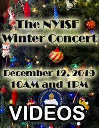 Winter Concert videos