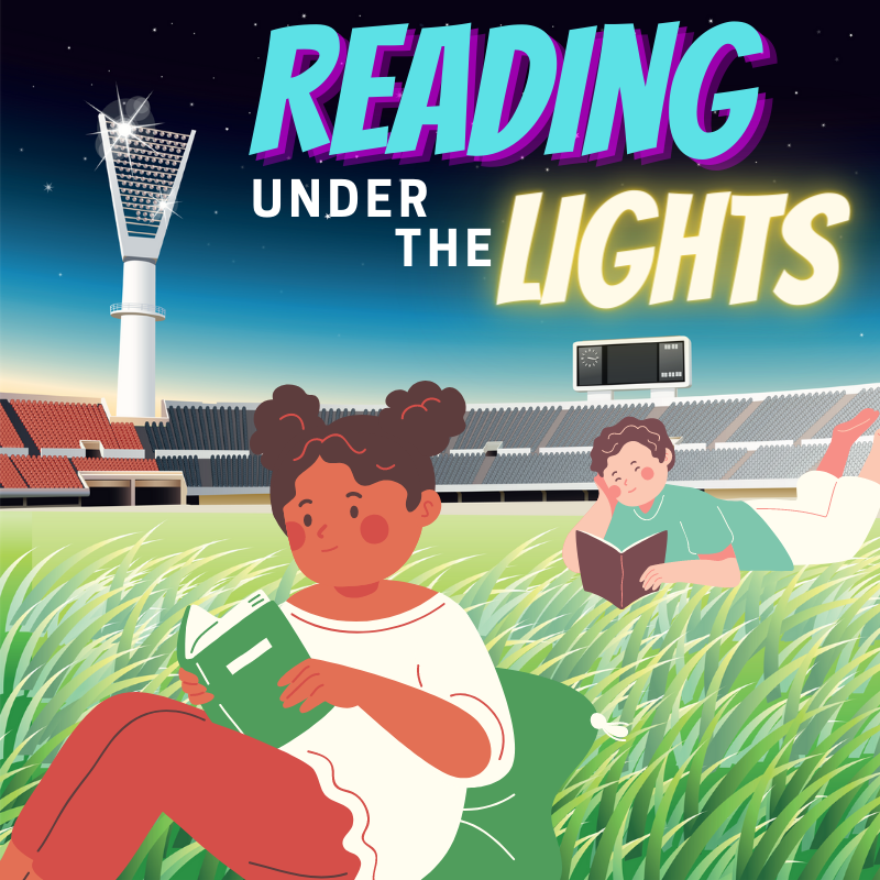 Reading Under the Lights