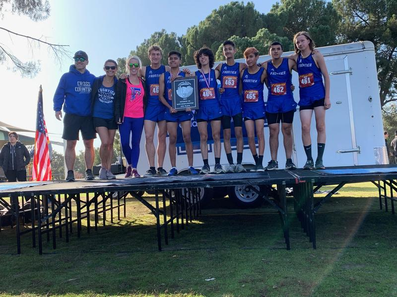 XC going to state!