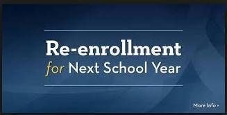 PMA Re-Enrollment For Returning Students Thumbnail Image