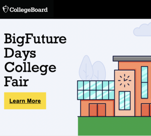 College Board College Fair