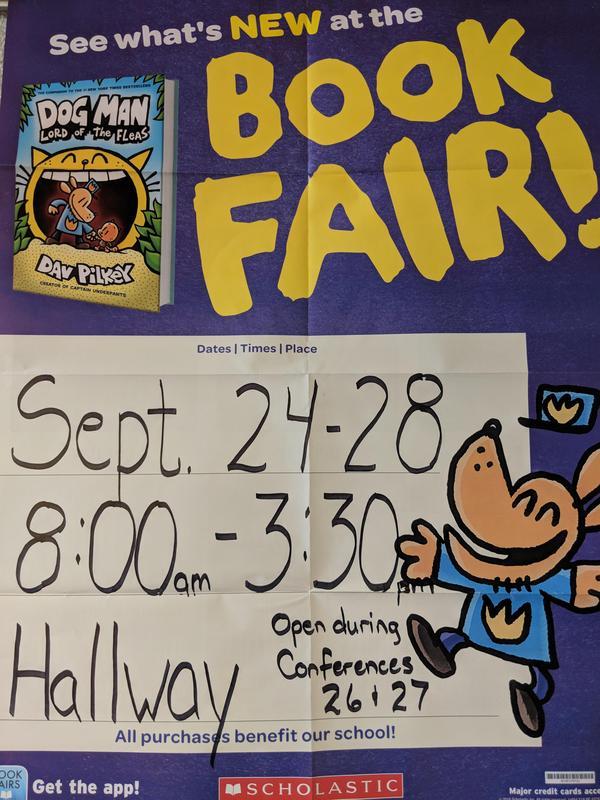 Book Fair! Book Fair! Book Fair!!!! Featured Photo