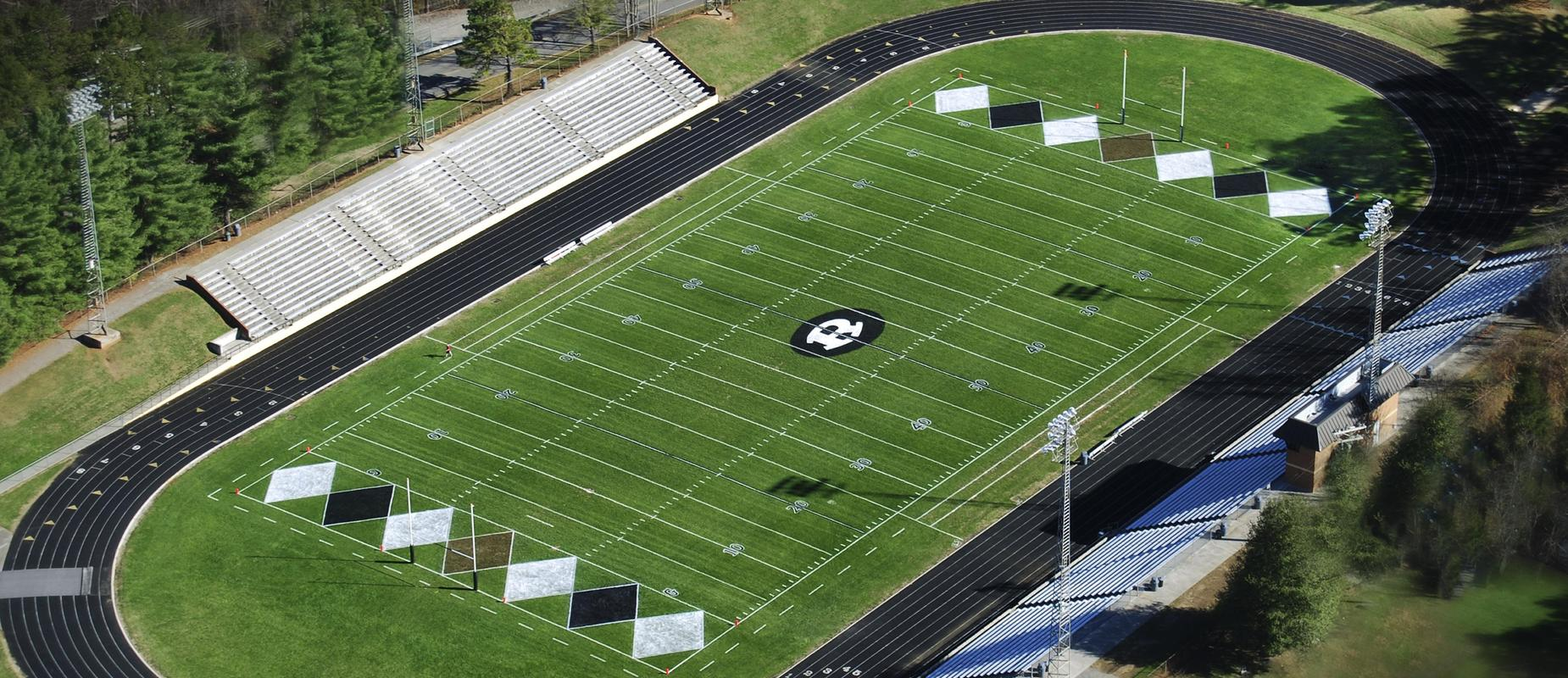 RHS Football Stadium, picture by Mark Armentrout