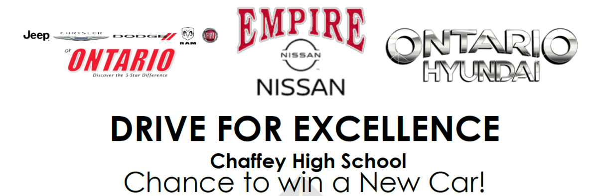 CHS Drive for Excellence