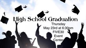 HS Graduation Flyer