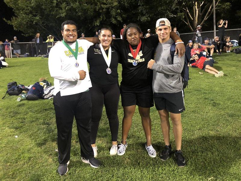 GV's Franklin and Donovan compete in CIF state finals Featured Photo