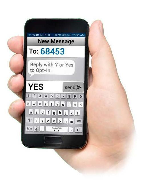 VARNUM HAS NEW TEXT MESSAGING SERVICE Featured Photo