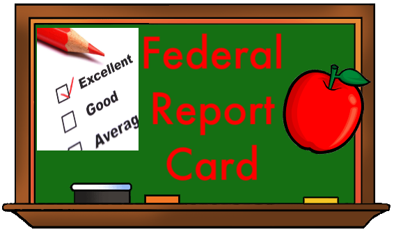 Federal Report Cards Are Now Available Thumbnail Image
