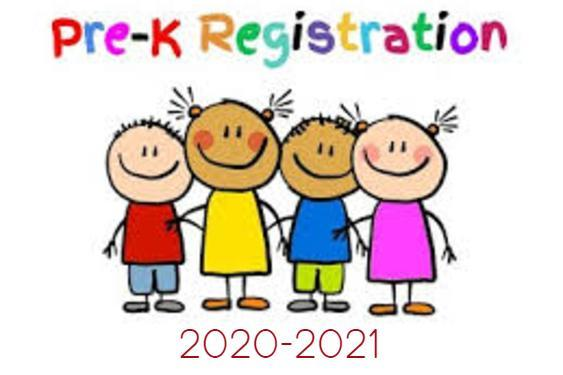 PRE-K FOR ALL 2020-2021 Featured Photo