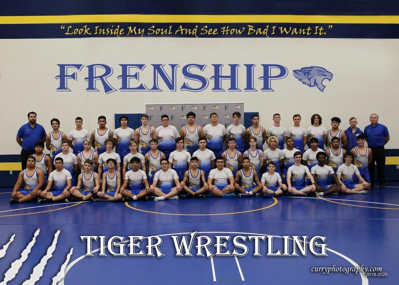 2019-20 Guys Wrestling Team