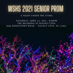 Prom Announcement Image