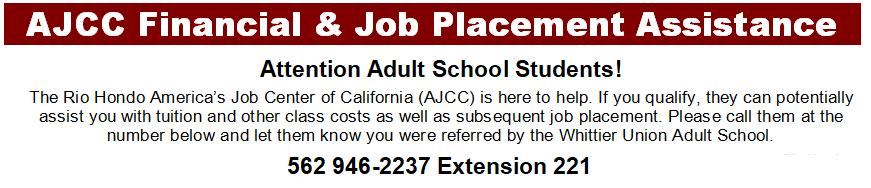 AJCC Financial banner