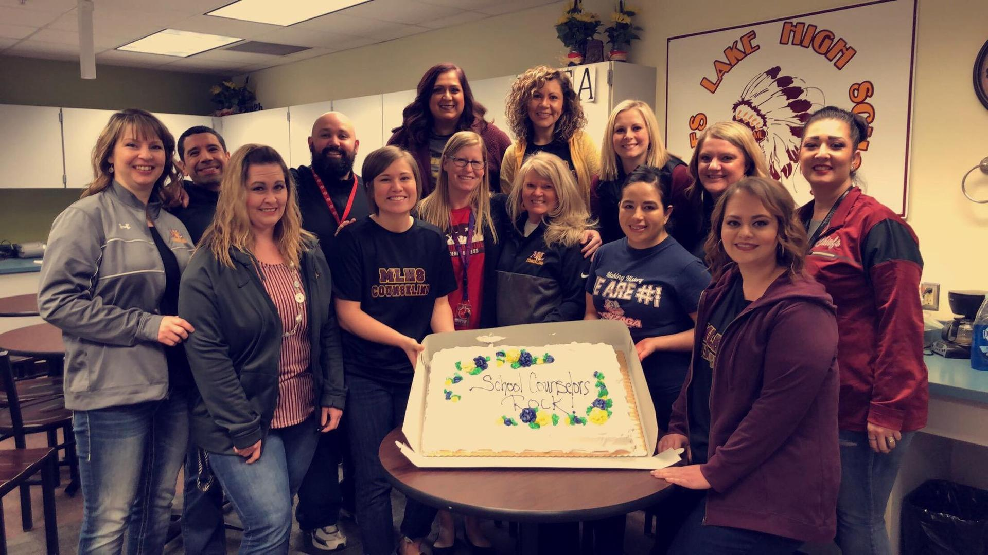 MLHS Counseling Team