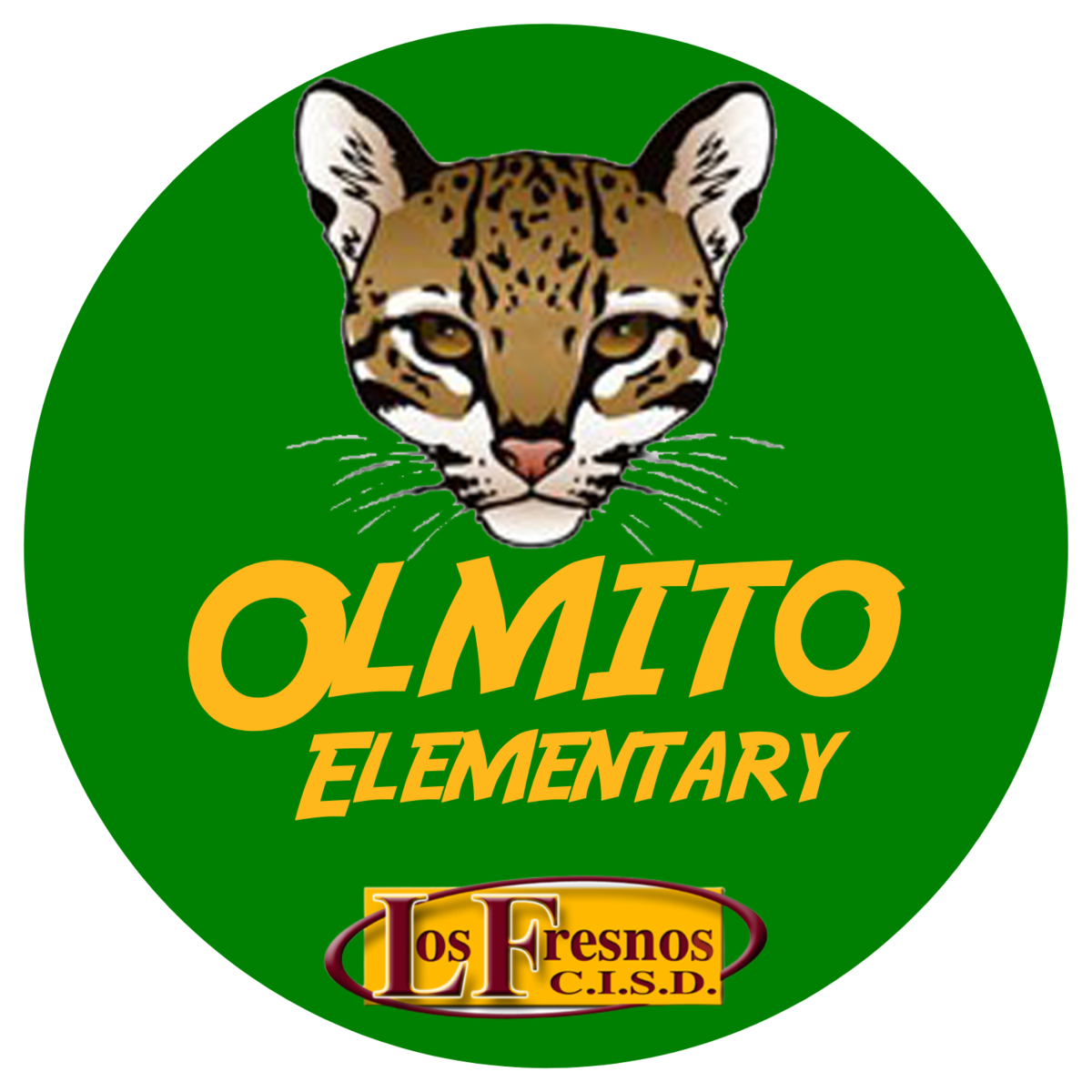 Olmito Elementary School logo