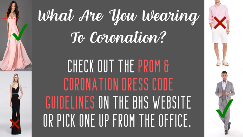 Coronation Dress Code Guideline Featured Photo