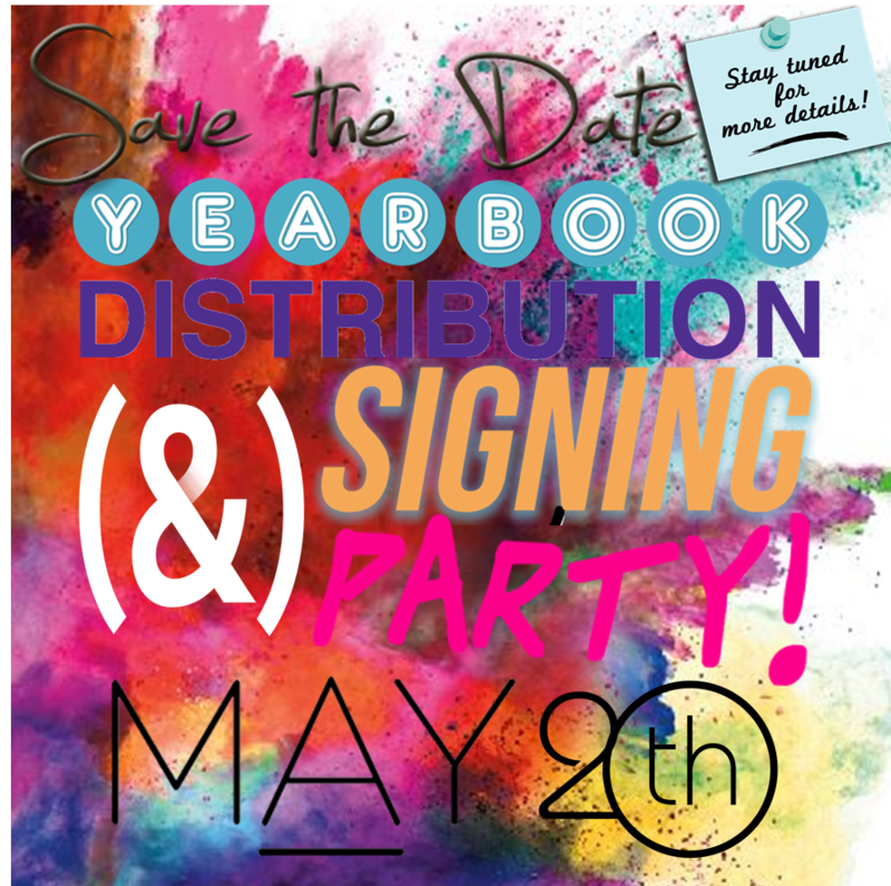 Yearbook Distribution & Signing Party Featured Photo
