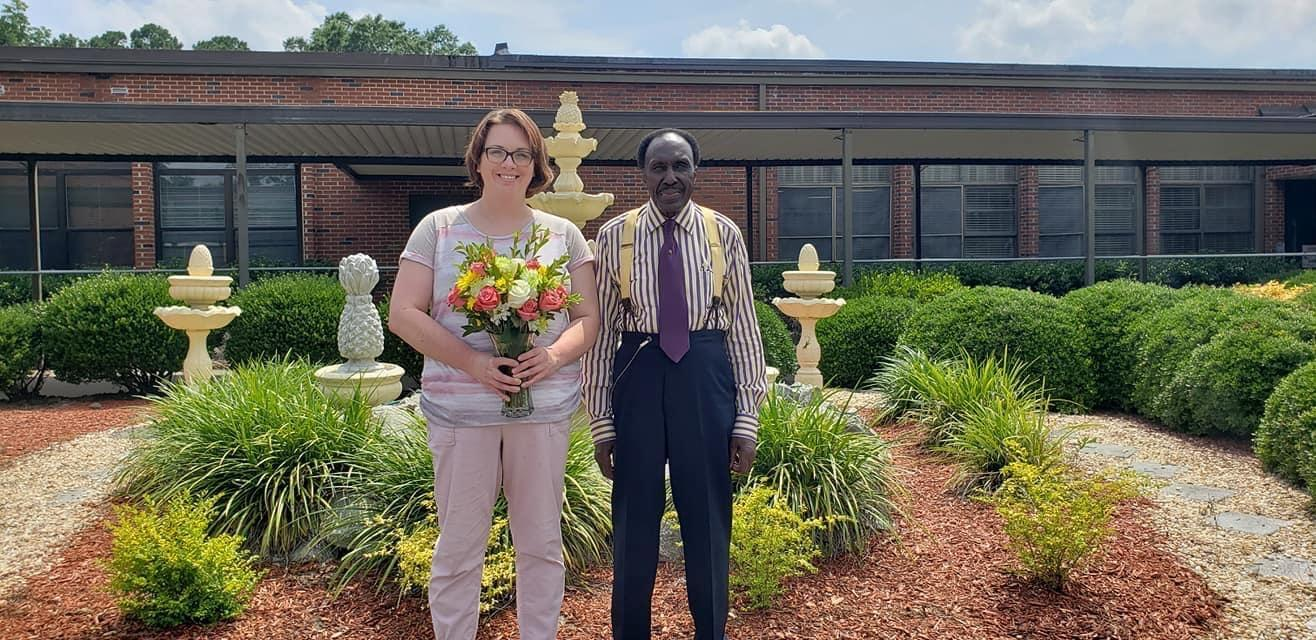 Ms. Gallagher and Mr. Coker