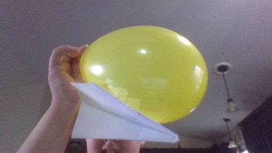 Balloon Rockets!