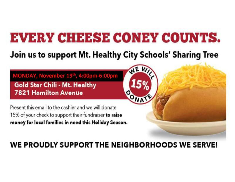 Support Mt. Healthy Sharing Tree with Gold Star Visit Featured Photo