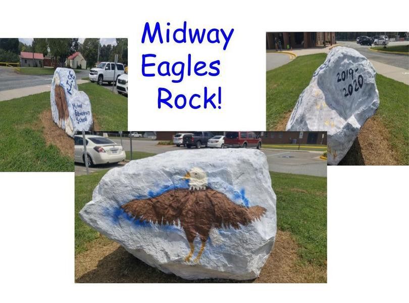 Midway Eagles Rock