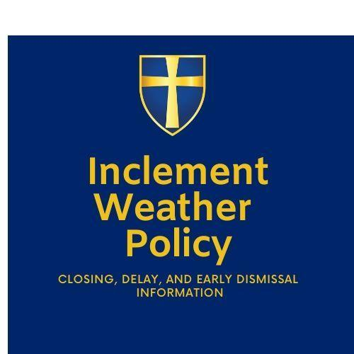 Inclement Weather