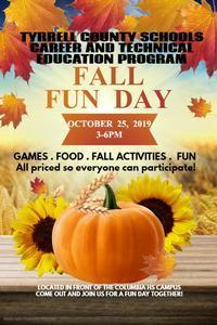 CTE Fall Fun Day