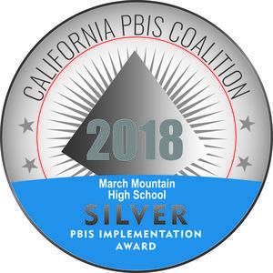 MMHS Silver Award
