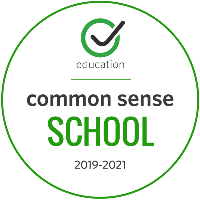 We Earned the Common Sense School Badge! Featured Photo