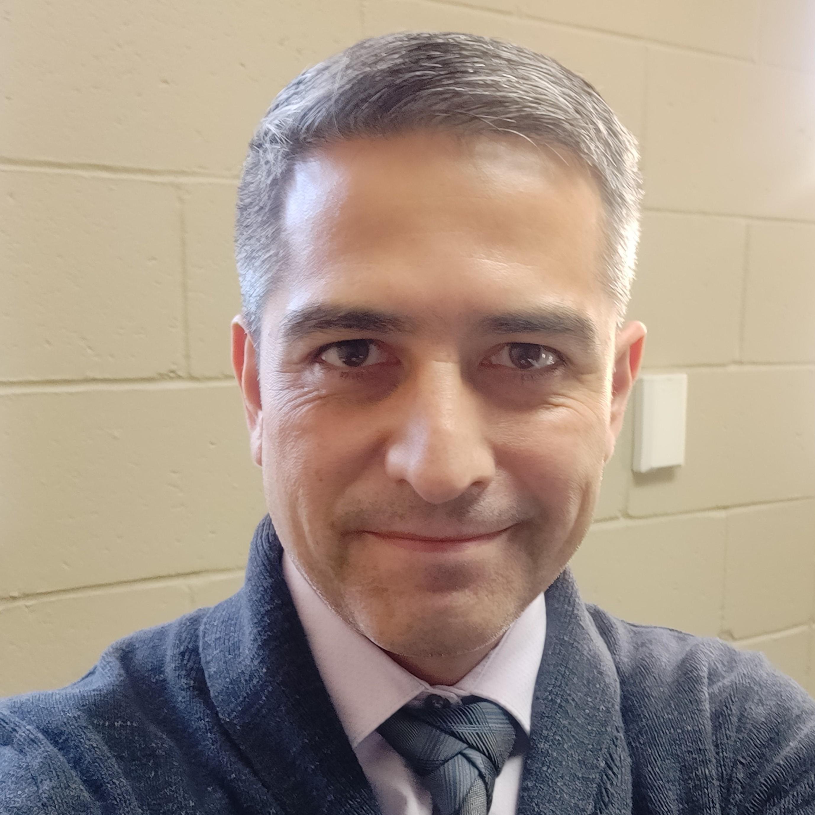 Ramon Garcia's Profile Photo