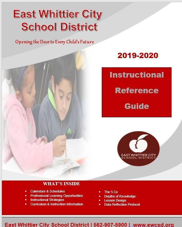 19-20 Instructional Reference Guide