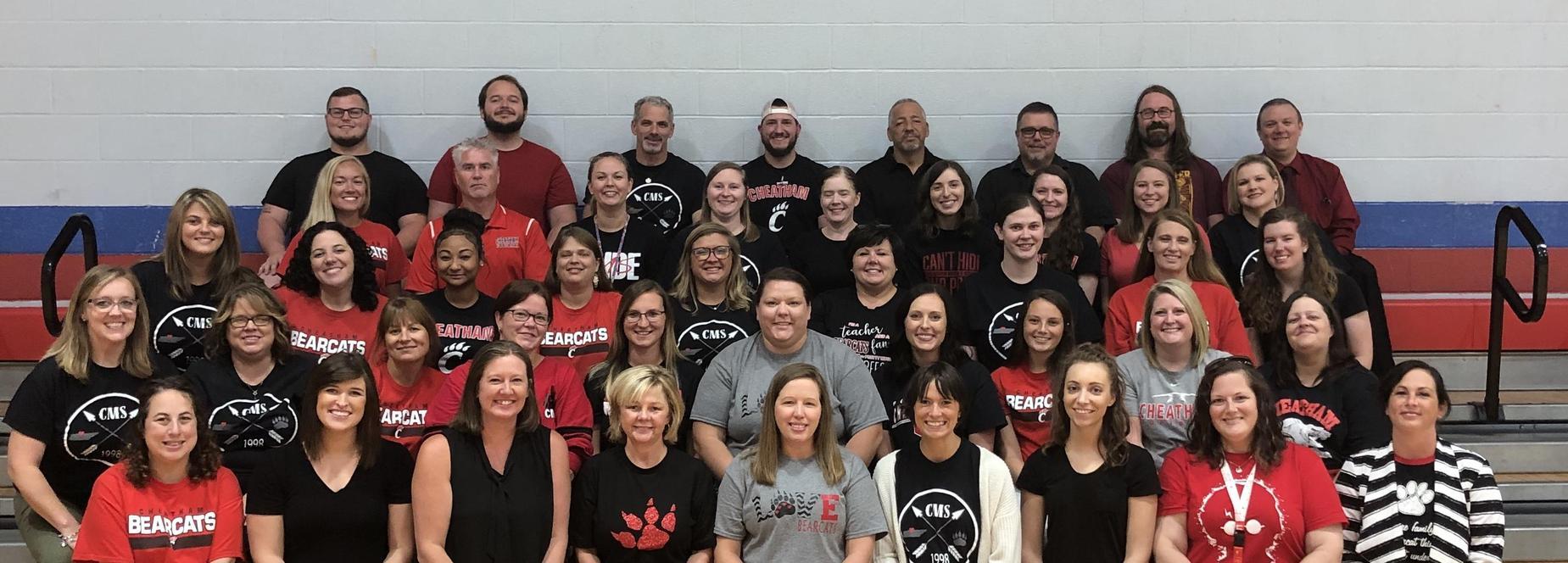CMS Staff 2019-2020