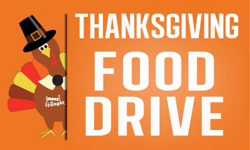 Thanksgiving Can Food Drive Thumbnail Image