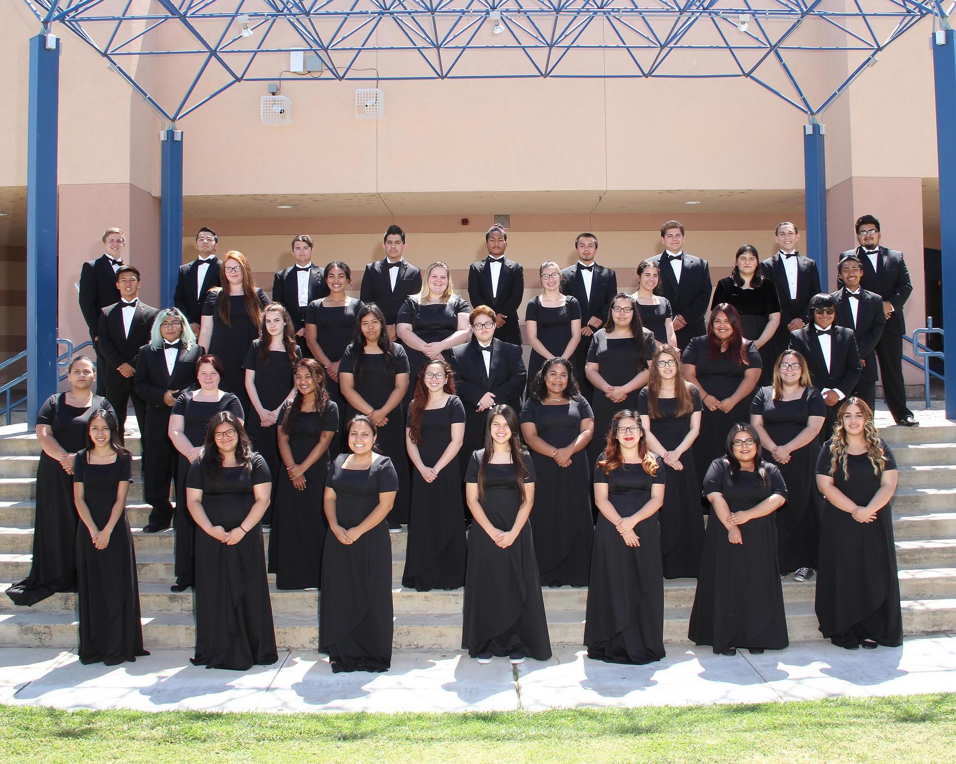 Grizzly Concert Choir