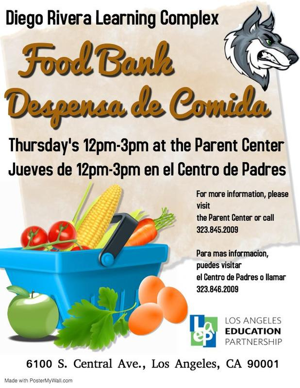 Food Bank / Despensa de Comida Featured Photo