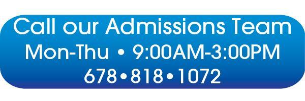 call admissions