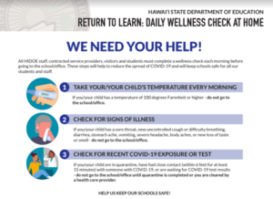 3 things to check for daily wellness