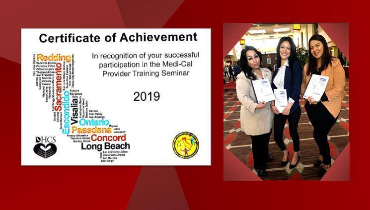 Medi-Cal Provider Training Seminar
