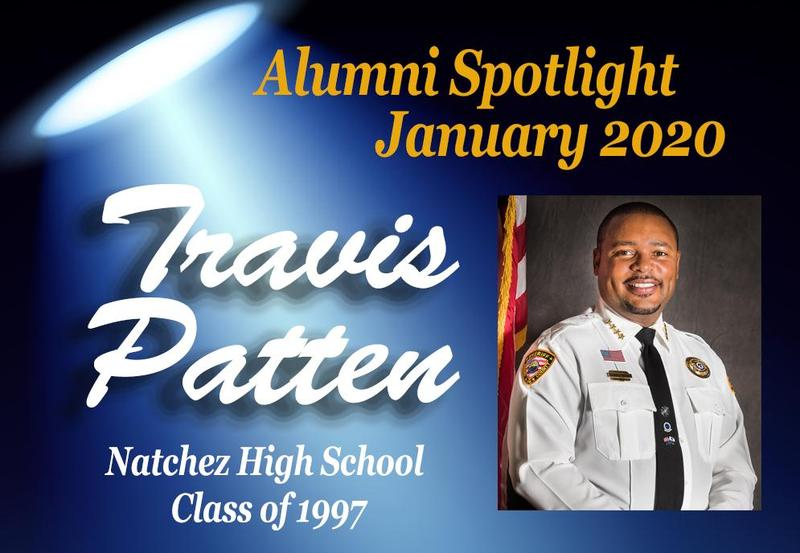 Travis Patten January 2020 NASD Alumni Spotlight