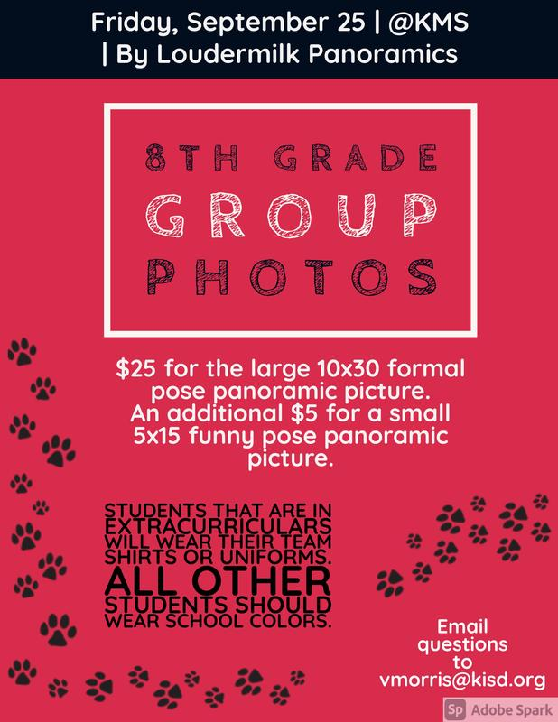 8th Grade Group Picture Featured Photo