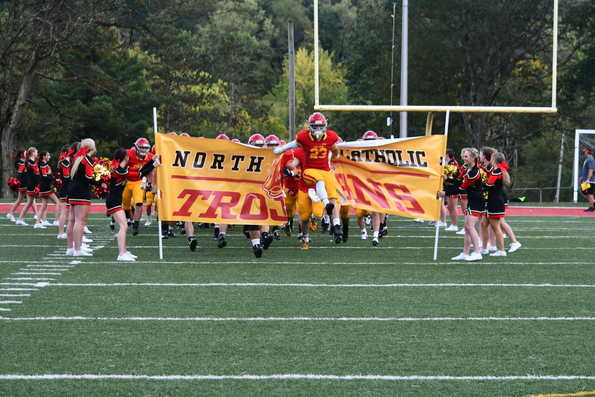 NC Football