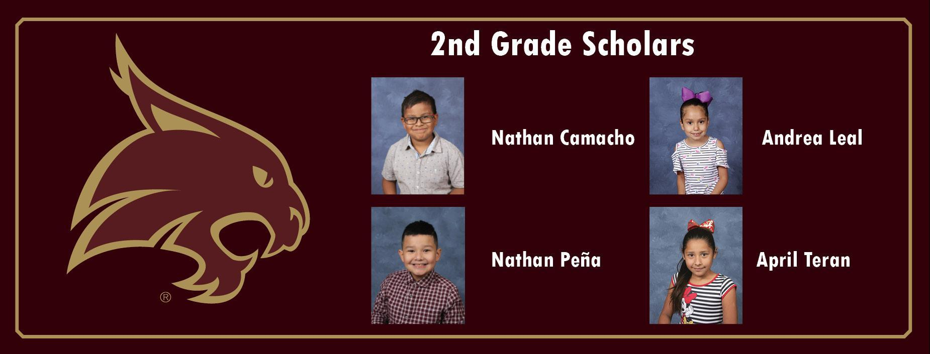 picture of 2nd grade scholars