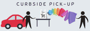 Curbside Library Service starts next week!! Thumbnail Image