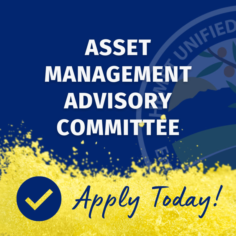Asset Management Advisory Committee Button