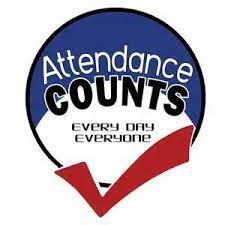 ClipArt Attendance - Every Day, Every One