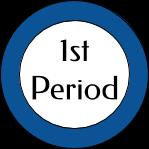 1st period
