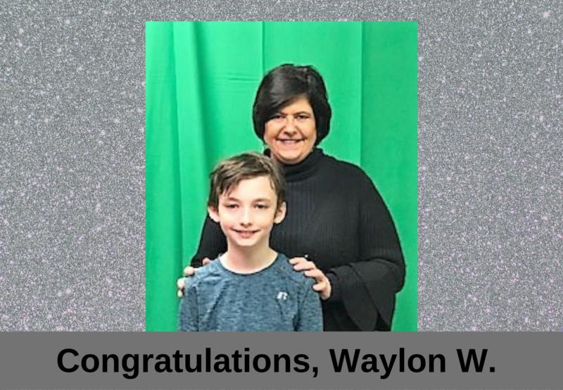 School Spelling Bee Winner Thumbnail Image
