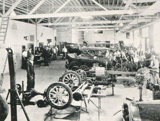 general auto shop